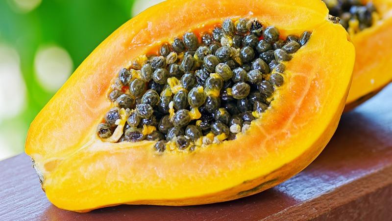 encimi v papaji