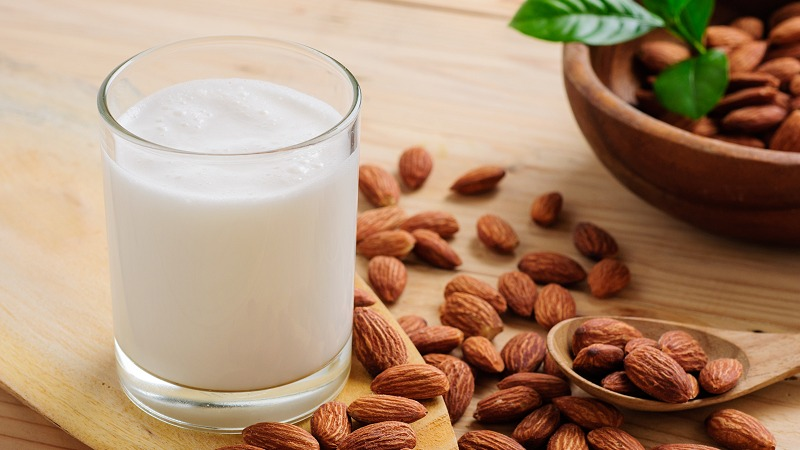 mandljevo mleko